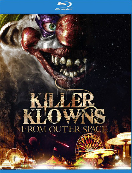 Peliculas con pista de idioma en español fuera de españa. Killer-klowns-blu-art