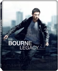 Bourne Legacy blu Target Steelbook art