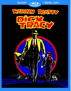 Dick Tracy blu art
