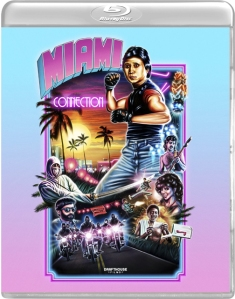 Miami Connection blu art