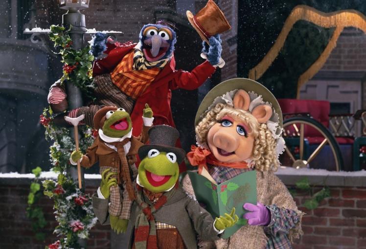 Muppet Christmas Carol still