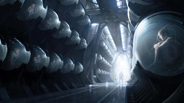 Oblivion concept art 1