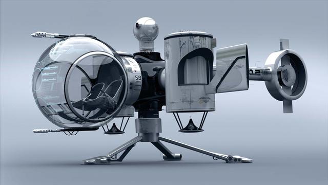 Oblivion concept art 4
