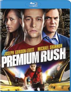 Premium Rush blu art