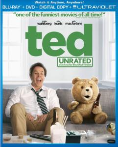 Ted blu art