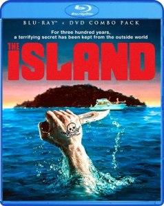 The Island blu art