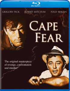 Cape Fear (1962) blu art