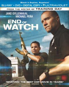 End of Watch blu art