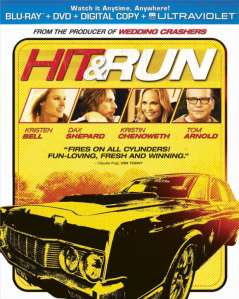 Hit and Run blu art