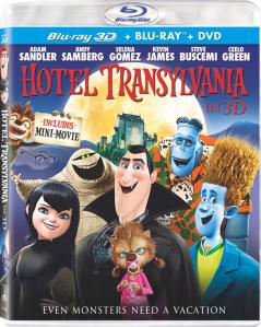 Hotel Transylvania blu art