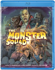 Monster Squad blu