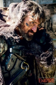 Sharlto Copley in Elysium