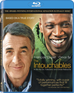 The Intouchables blu