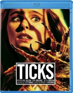 Ticks blu art