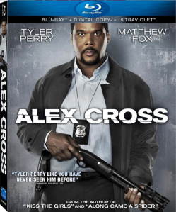 Alex Cross blu