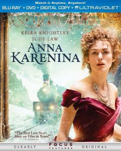 Anna Karenina blu art