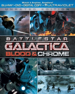 BSG Blood and Chrome blu art