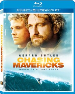 Chasing Mavericks blu art