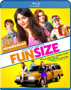 Fun Size blu art