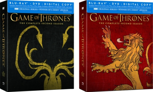 Game of Thrones BB Exclusive blu art