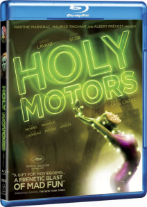 Holy Motors blu art
