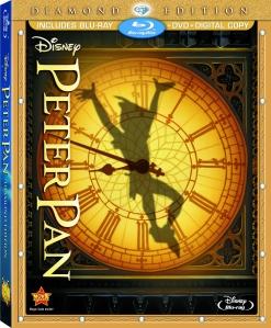 Peter Pan blu