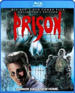 Prison blu art