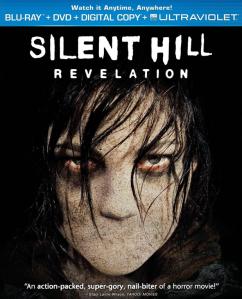 Silent Hill 2 blu art