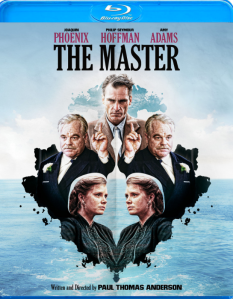 The Master blu art