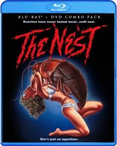 The Nest blu art