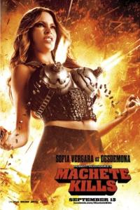 Machete Kills Sofia Vergara character poster