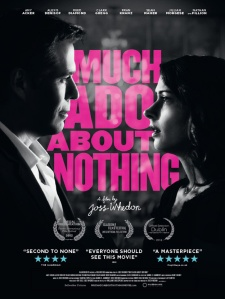 Much Ado About Nothing international poster