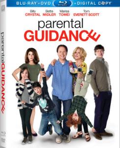 Parental Guidance blu art