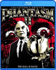 Phantasm II blu art