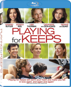 Playing for Keeps blu art