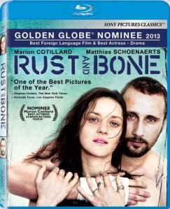 Rust and Bone blu art
