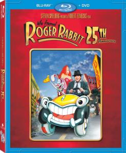 Who Framed Roger Rabbit blu art