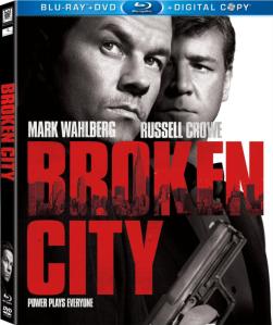 Broken City blu art