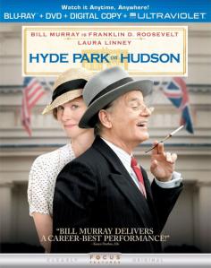 Hyde Park on Hudson blu art