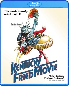 Kentucky Fried Movie blu art