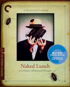 Naked Lunch blu art