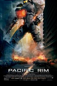 New Pacific Rim poster