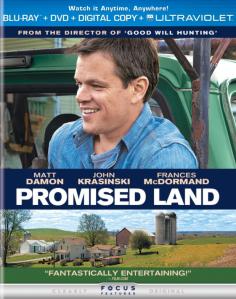 Promised Land blu art