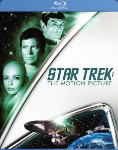 Star Trek TMP blu art