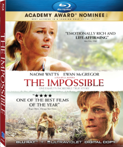 The Impossible blu art