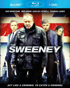 The Sweeney blu art