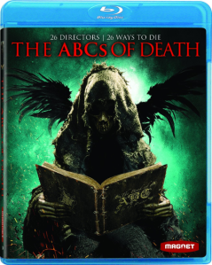 ABCs of Death blu art