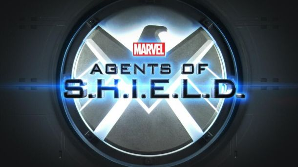 Agents of SHIELD title treatment
