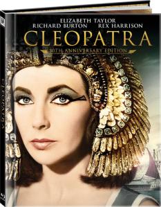 Cleopatra blu art