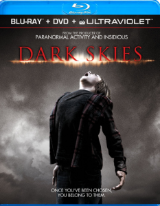 Dark Skies blu art